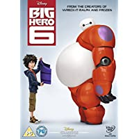 Big Hero 6 [DVD]