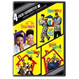 4 Film Favorites: House Party [Reino Unido] [DVD]