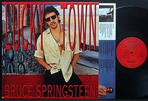 LUCKY TOWN LP DUTCH COLUMBIA 1992