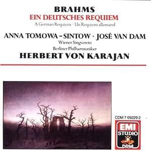 Anna Tomowa-Sintow, Jose van Dam, Johannes Brahms, Herbert