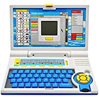 Turban Toys English Learner Laptop For Kids With 20 Activities-tur74