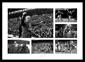 Framed Liverpool Fc Football Legends Of The 1970s Photo Memorabilia