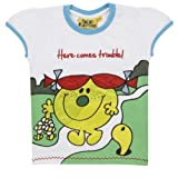 Little Miss Trouble Scene T-Shirt