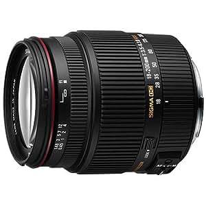 Sigma 18-200 mm F3,5-6,3 II DC OS HSM-Objektiv (62 mm Filterdurchmesser) für Nikon Objektivbajonett