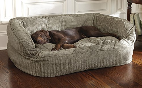 Orvis Lounger Deep Dish Dog Bed
