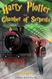 Harry Plotter and The Chamber of Serpents, A Potter Secret Parody (English Edition)