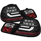 Spyder Auto 111-BE4600-LBLED-BK LED Tail Light
