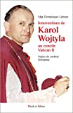 img - for Intervention de Karol Wojtyla au concile Vatican II (French Edition) book / textbook / text book