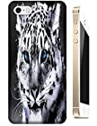 Tiger Case Cover Hard Back Cases Beautiful Nice Cute Animal hot selling cell phone cases for Apple Accessories iPhone 5/5S # 25