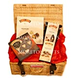 Baileys Chocolate Truffles Lovers Hamper - The Original Irish Cream - Heart Truffles, Assorted Truffles Selection, Bar - Romantic Gift - By Moreton Gifts