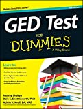 img - for GED Test For Dummies (Ged for Dummies) book / textbook / text book