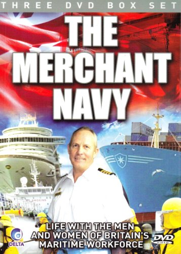 The Merchant Navy [DVD]