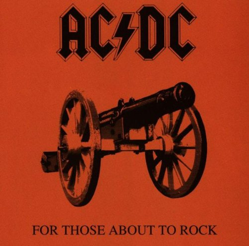 For Those About to Rock We Salute You artwork
