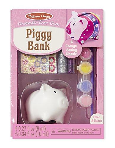 Melissa & Doug Piggy Bank - Melissa & Doug
