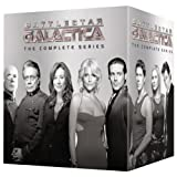 Battlestar Galactica: The Complete Seriesby Edward James Olmos