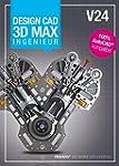 Franzis Verlag DesignCAD 3D Max V24 I...