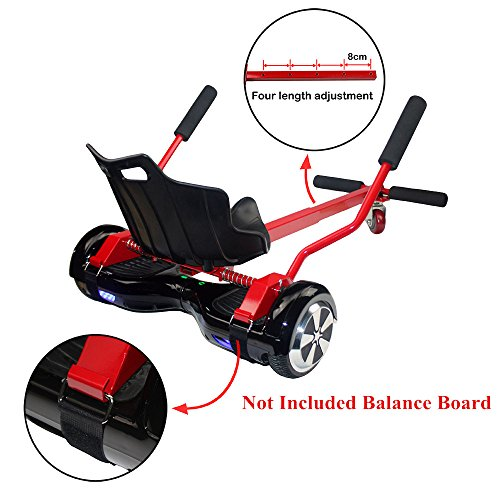 Find Bargain Esrover Adjustable Hoverboards Accessories Car Style Holder for 6.5810 Two Wheel Sel...