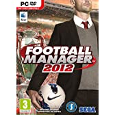 FOOTBALL MANAGER 2012 (UK 輸入版 英語表記)