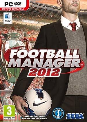 FOOTBALL MANAGER 2012 (UK 輸入版 英語表記)