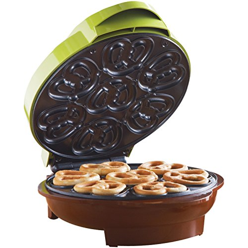 Brentwood TS-251 Pretzel Maker, Mini (Pretzel Pan compare prices)