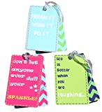 Flyfrog Luggage Tags Quotes
