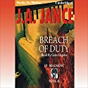 Breach of Duty: J. P. Beaumont Series, Book 14 Audiobook by J. A. Jance Narrated by Gene Engene