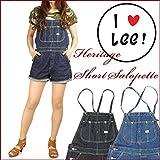 Lee (リー) Lady's- HERITAGE SHORT SALOPETTE ヘリテージ ショートサロペット/ショートオーバーオール LL4953