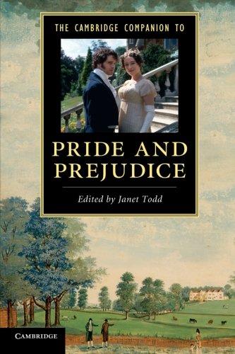 The Cambridge Companion to 'Pride and Prejudice' Paperback (Cambridge Companions to Literature)