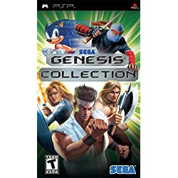 Sega Genesis Collection(輸入版)