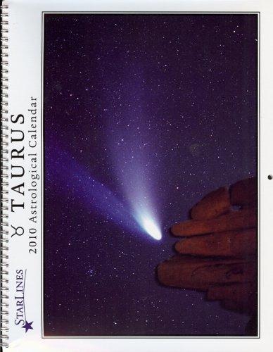 Taurus Astrological Calendar