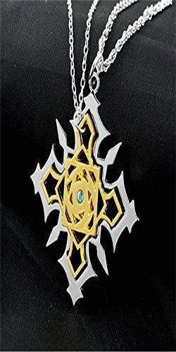 Vicwin-One Vampire Knight Necklace Couples Cosplay