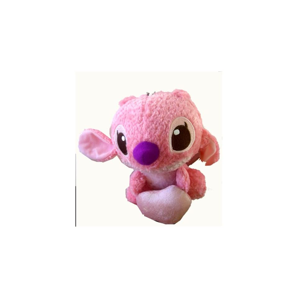 0609e069e6b Disney Lilo Stitch Stitch Plush Doll w  Window Suction Cup Stitch on ...