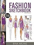 Fashion Sketchbook: Bundle Book + Studio Access Card