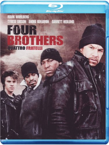 Four brothers - Quattro fratelli [Blu-ray] [IT Import]
