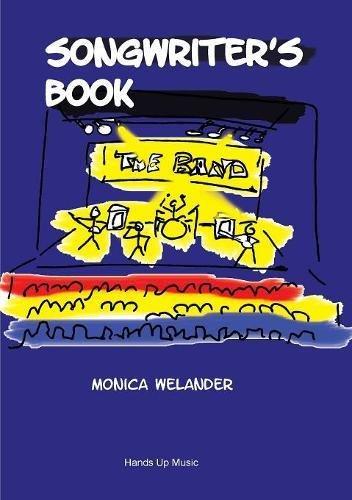 Songwriter's Book [Welander, Monica] (Tapa Blanda)