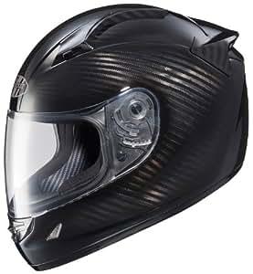 Joe Rocket Speedmaster Full Face Carbon Fiber Motorcycle Helmet (Carbon, XX-Large)