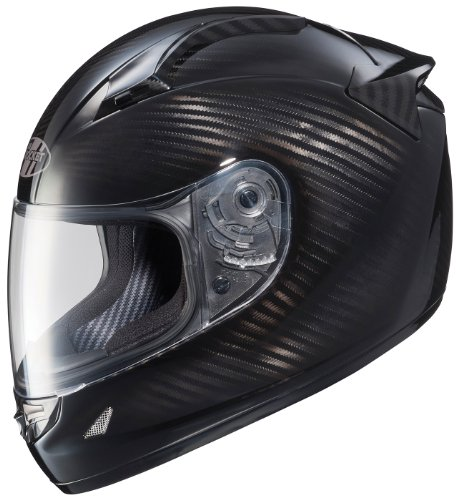 Joe Rocket Speedmaster Full Face Carbon Fiber Motorcycle Helmet (Carbon, Medium) (Full Face Carbon Helmet compare prices)
