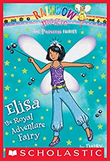 Book Cover: Elisa, the royal adventure fairy