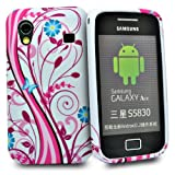 Accessory Master Silicone Shell Case for Samsung Galaxy Ace S5830