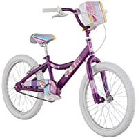 Diamondback Bicycles Youth Girls 2015 Impression Complete Bike (Purple)