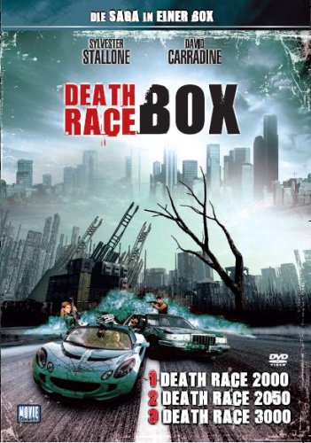 Death Race Box [3 DVDs]