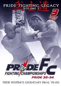 Pride FC: Fighting Legacy - Volume 7