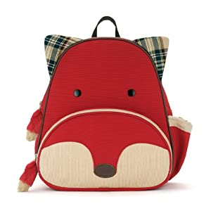 Skip Hop Zoo Fox Pack Little Kid Backpack