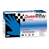 BQY09 Qualatrile? Indy Nitrile Gloves, 100/Box, Large