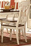 Ohana Side Set Dining Chair (Set of 2)- White By Homelegance Furniture