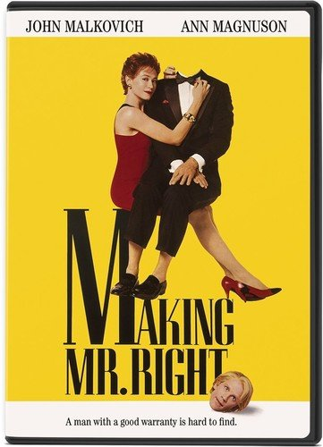 DVD : Making Mr Right