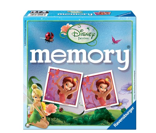 Disney Fairies Memory Game
