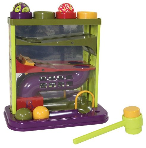 Whacky Ball Hammer Toy