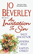 An Invitation To Sin (Zebra Historical Romance) by Kaitlin O'Riley, Jo Beverley, Vanessa Kelly, Sally MacKenzie cover image