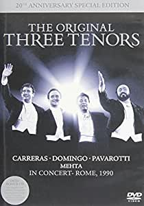 The Three Tenors: In Concert [DVD] [2010]
